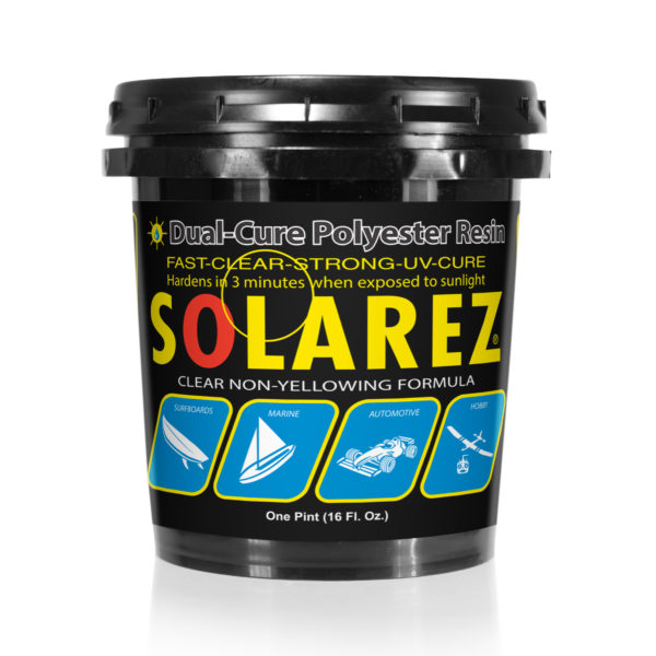 Category: Lure Clear Coat | Solarez UV Resins